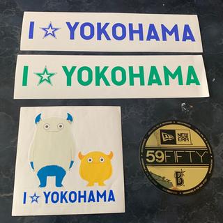 横浜DeNAベイスターズ - 横浜DeNAベイスターズ ステッカー