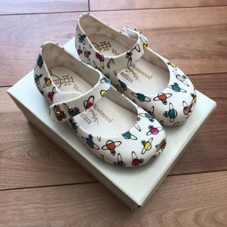 ヴィヴィアンウエストウッド(Vivienne Westwood)のVivienne Westwood メリッサ melissa ベビー 靴 (フラットシューズ)
