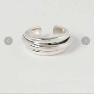 エテ(ete)のjouete シルバー925リング 指輪 9号 シルバーリング(リング(指輪))