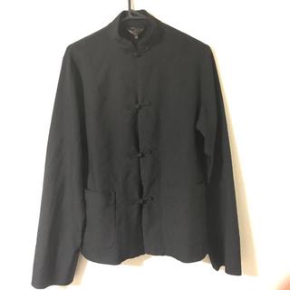 ブラックコムデギャルソン(BLACK COMME des GARCONS)の期間限定値下げ BLACK Comme des Garconsチャイナジャケット(その他)