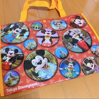 ディズニー(Disney)のショッピングバッグ 実写(キャラクターグッズ)
