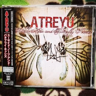 ATREYU スーサイド・ノーツ・アンド・バタフライ・キッシズ(ポップス/ロック(洋楽))