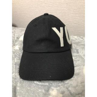ワイスリー(Y-3)のY3 ヨウジヤマモト Yohji Yamamoto キャップ(キャップ)
