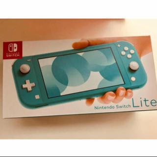 ニンテンドースイッチ(Nintendo Switch)のSwitch Lite(携帯用ゲーム機本体)