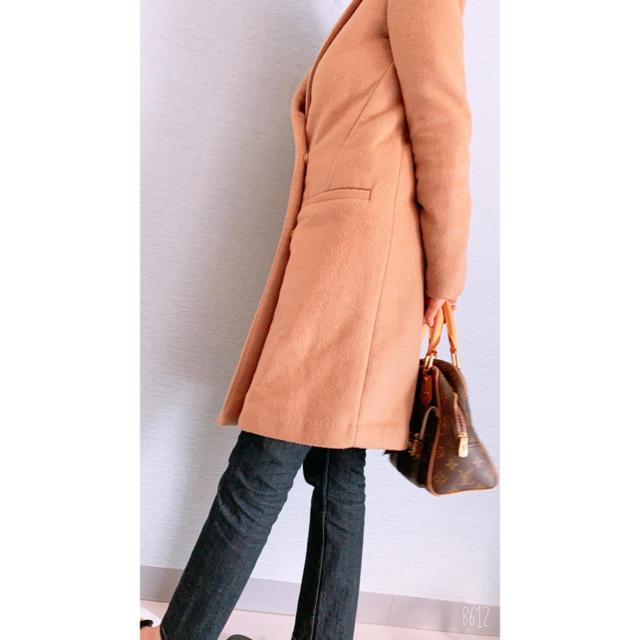GAP(ギャップ)のロングコート GAP レディースのジャケット/アウター(ロングコート)の商品写真