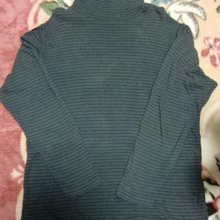 しまむら - しまむら VILLAND タートルネック 長袖シャツ