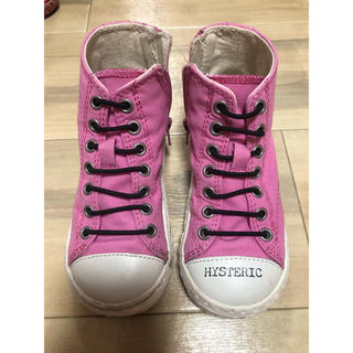 ヒステリックミニ(HYSTERIC MINI)のヒステリックミニ 16cm(ブーツ)