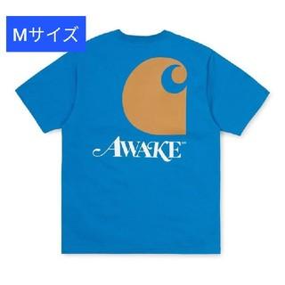 アウェイク(AWAKE)のAWAKE NY CARHARTT WIP Tシャツ(Tシャツ/カットソー(半袖/袖なし))