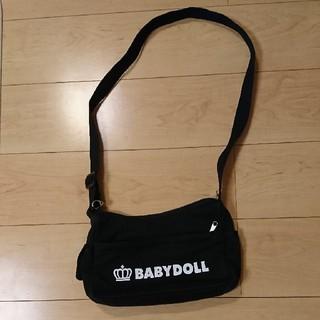 ベビードール(BABYDOLL)の【BABYDOLL】ショルダーバッグ(ポシェット)