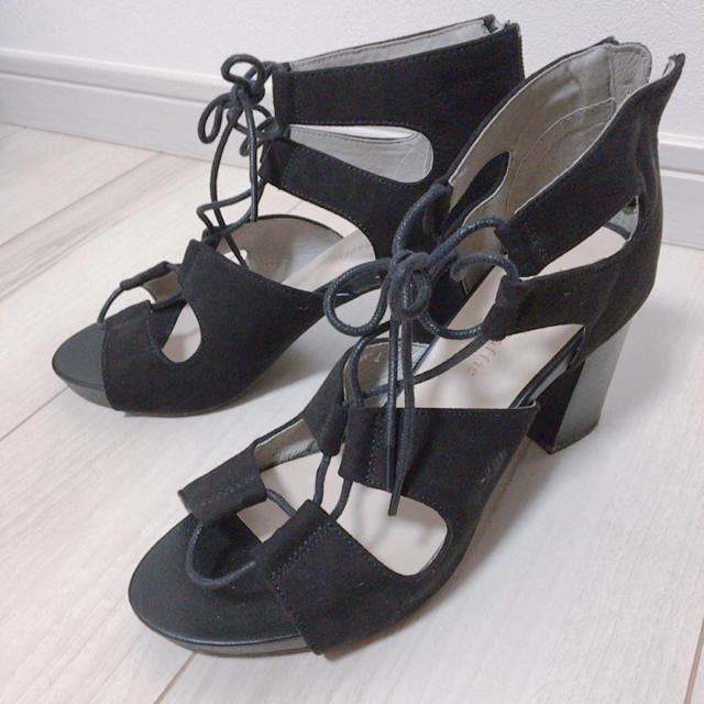 ORiental TRaffic(オリエンタルトラフィック)のオリエンタルトラフィック サンダル 大きいサイズ ザラ H&M レディースの靴/シューズ(サンダル)の商品写真