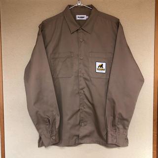エクストララージ(XLARGE)のX-LARGE ワークシャツ(シャツ)