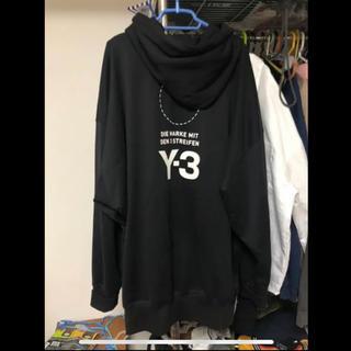 ワイスリー(Y-3)の Y3 パーカー DP0459(パーカー)