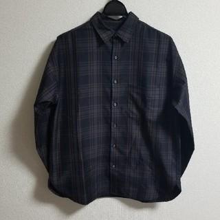 RAGEBLUE - タータンチェックビックシャツ