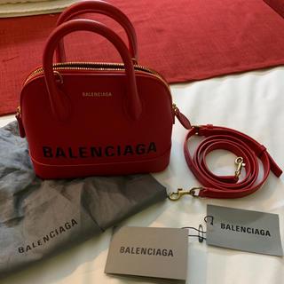 Balenciaga - BALENCIAGA ヴィルトップハンドルxxs レッド