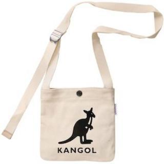 カンゴール(KANGOL)のKANGOLカンゴール ◎新品ミニショルダーバッグサコッシュ(ショルダーバッグ)
