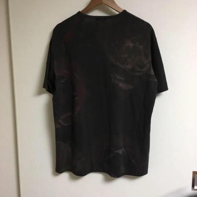 LAD MUSICIAN(ラッドミュージシャン)のlad musician 花柄 薔薇 tee tシャツ 最安値 メンズのトップス(Tシャツ/カットソー(半袖/袖なし))の商品写真