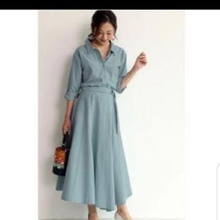 JUSGLITTY - 新品 ジャスグリッティー コーデュロイ セットアップ シャツ スカート