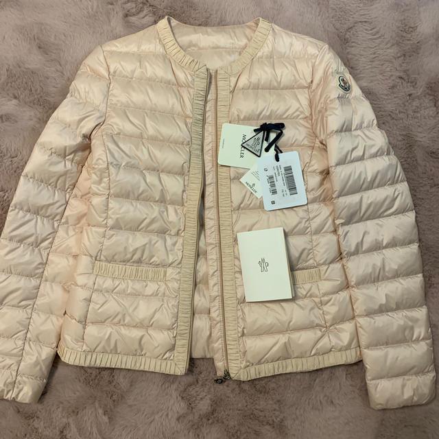 MONCLER(モンクレール)のモンクレール  DOROTEA 2018年購入 レディースのジャケット/アウター(ダウンジャケット)の商品写真
