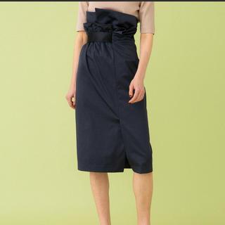 ステュディオス(STUDIOUS)のUNITED TOKYO センス ハイウエストスカート(ひざ丈スカート)