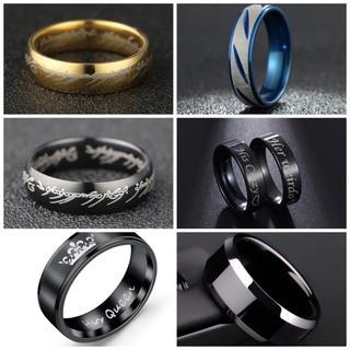 新品メンズリング(リング(指輪))