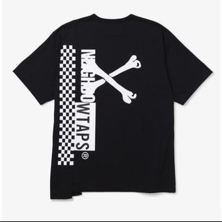 ネイバーフッド(NEIGHBORHOOD)の【XL】RIPPER SS / TEE WTAPS × NEIGHBORHOOD(Tシャツ/カットソー(半袖/袖なし))