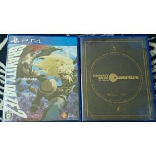 プレイステーション4(PlayStation4)のPS4 GRAVITY DAZE(家庭用ゲームソフト)