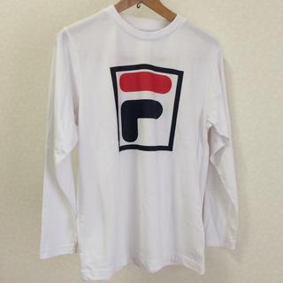 フィラ(FILA)のレディース長袖Tシャツ(Tシャツ(長袖/七分))