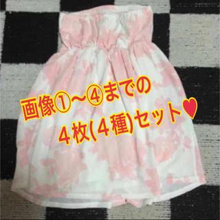 CECIL McBEE - 画像①~④【CECILMcBEE】洋服4点セット♥︎春夏服