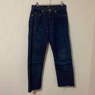 アーペーセー(A.P.C)のA.P.C. cut off standard pants(デニム/ジーンズ)