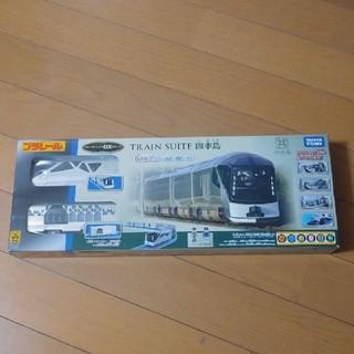 タカラトミー(Takara Tomy)のプラレール TRAIN SUITE 四季島 クルーズトレインDXシリーズ 新品未(鉄道模型)