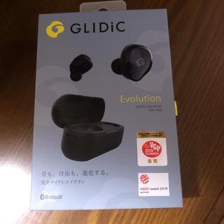 ソフトバンク(Softbank)の新品未開封品GLIDiC Sound Air TW 7000 アーバンブラック(ヘッドフォン/イヤフォン)