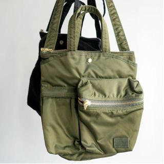 サカイ(sacai)のporter×sacai  pocket bag large バック(ショルダーバッグ)
