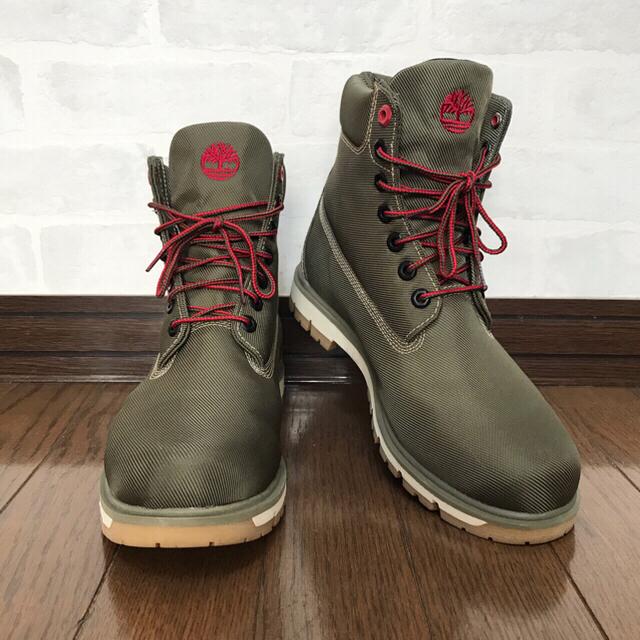 Timberland(ティンバーランド)のTimberlandラドフォード キャンバス ブーツ 26cm メンズの靴/シューズ(ブーツ)の商品写真