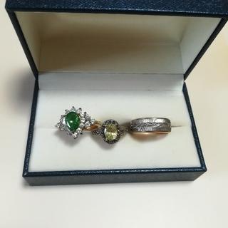 サンタモニカ(Santa Monica)のmamechan様専用【vintage】指輪 まとめ売り(リング(指輪))