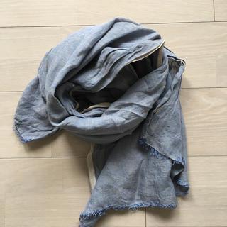 ネストローブ(nest Robe)のnestRobe リネンストール(ストール/パシュミナ)