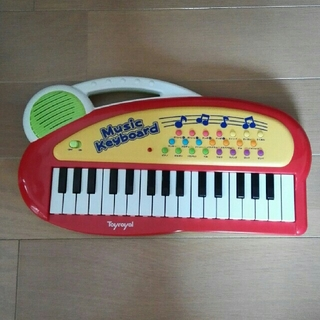 キーボード(楽器のおもちゃ)