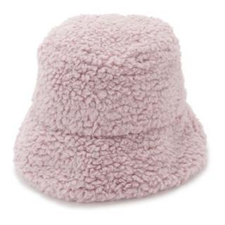 ファーファー(fur fur)のFURFURファーファー★ファブリックバケットハット・帽子(ハット)