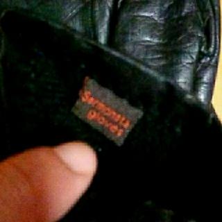 トゥモローランド(TOMORROWLAND)の値下げ Sermoneta gloves レザーグローブ(手袋)