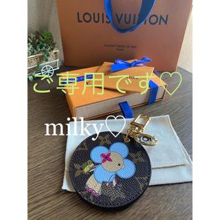 LOUIS VUITTON - LOUIS VITTON★新品★ ポルト クレ・イリュストレ ヴィヴィエンヌ