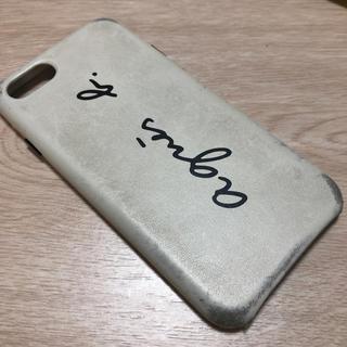 アニエスベー(agnes b.)のアニエスベーiPhoneケース(iPhoneケース)