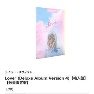 ユニバーサルエンターテインメント(UNIVERSAL ENTERTAINMENT)のTaylor Swift Lover delux album version4(ポップス/ロック(洋楽))
