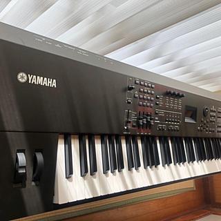 ヤマハ(ヤマハ)のYAMAHA シンセサイザーS 90XS(キーボード/シンセサイザー)