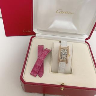 Cartier - 目玉品!確実正規品カルティエタンクアメリカンSM激安セール