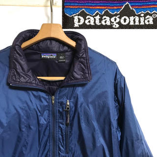 パタゴニア(patagonia)の希少美品!90sUSA製 patagoniaパタゴニア パフボール プルオーバー(ダウンジャケット)