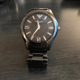 エンポリオアルマーニ(Emporio Armani)のアルマーニ腕時計(腕時計(アナログ))
