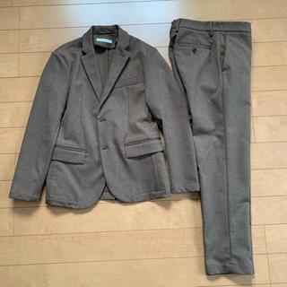 ジャーナルスタンダード(JOURNAL STANDARD)のジャーナルスタンダード   セットアップ スーツ ブラウン 茶色 S メンズ(セットアップ)