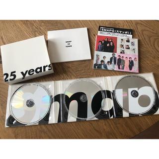 スマップ(SMAP)のSMAP 25YEARS 初回限定盤(ポップス/ロック(邦楽))