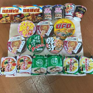 食品詰め合わせ カップラーメン インスタント(インスタント食品)