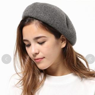 SLY - SLY ベレー帽 グレー