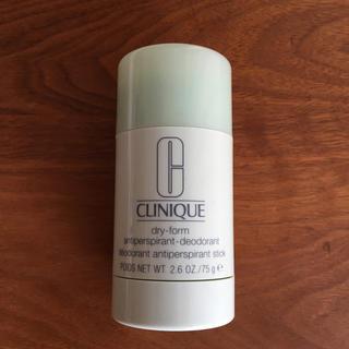 クリニーク(CLINIQUE)のクリニークデオドラント ドライフォーム(制汗/デオドラント剤)
